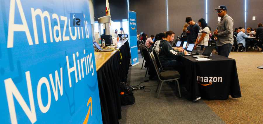 Amazon.com to Hire Workers to Meet the Surge in Online Orders