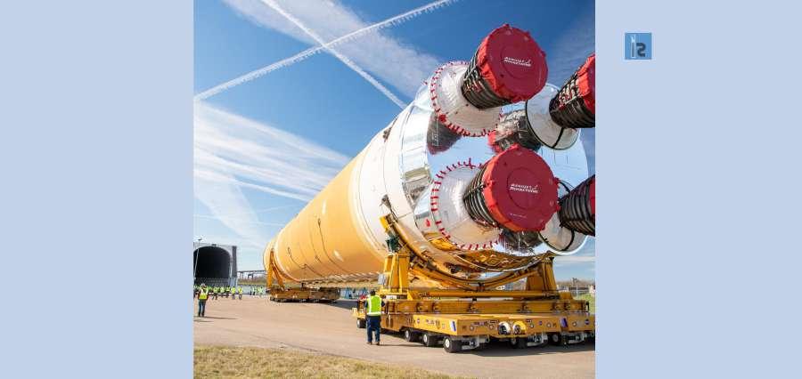 NASA's Monster Rocket