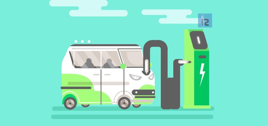 Electric Transit Vehicle
