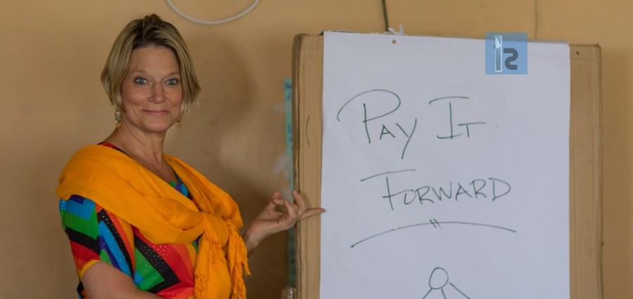 Erna Grasz | Co-founder & CEO | Asante Africa Foundation