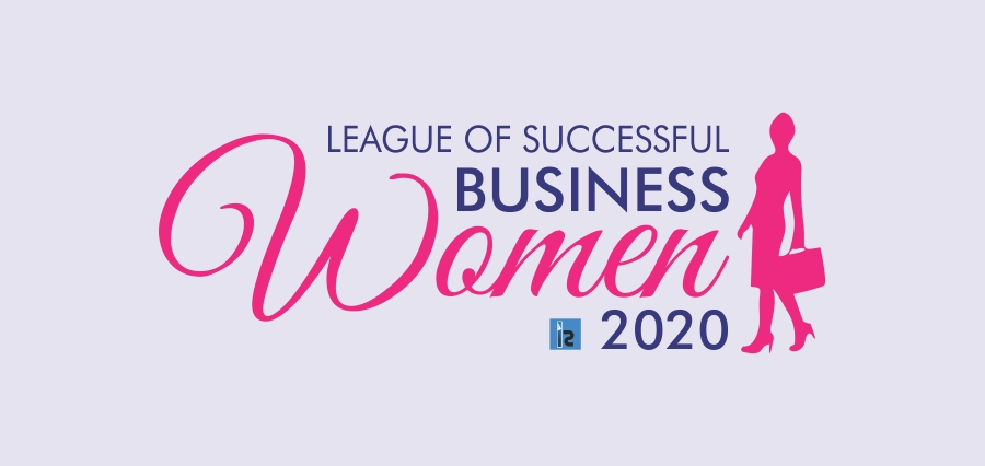 League of Successful women 2020 Logo