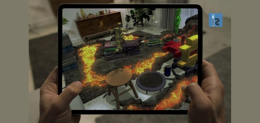 iPad Pro's LIDAR scanner to check in with Augmented Reality