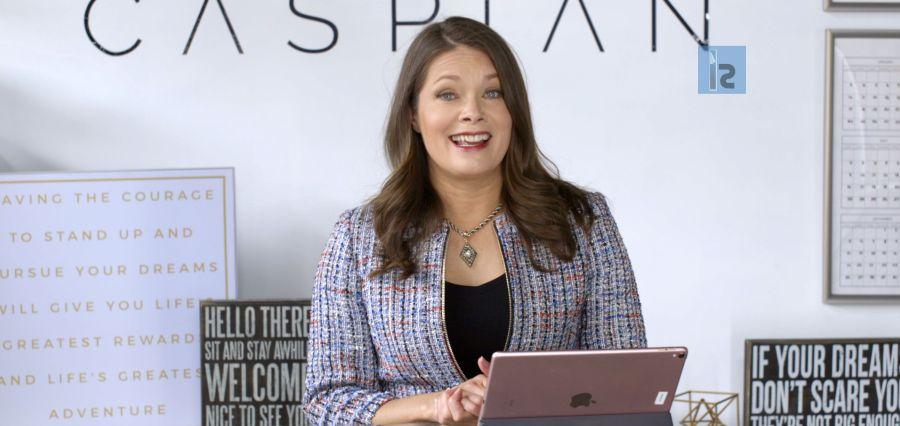 Heather Mason   CEO   Caspian Agency
