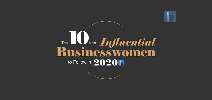 Editorial Image Influential Businesswomen