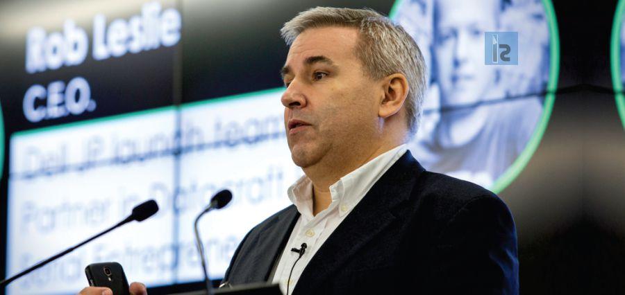 Rob Leslie | CEO & Founder | Sedicii
