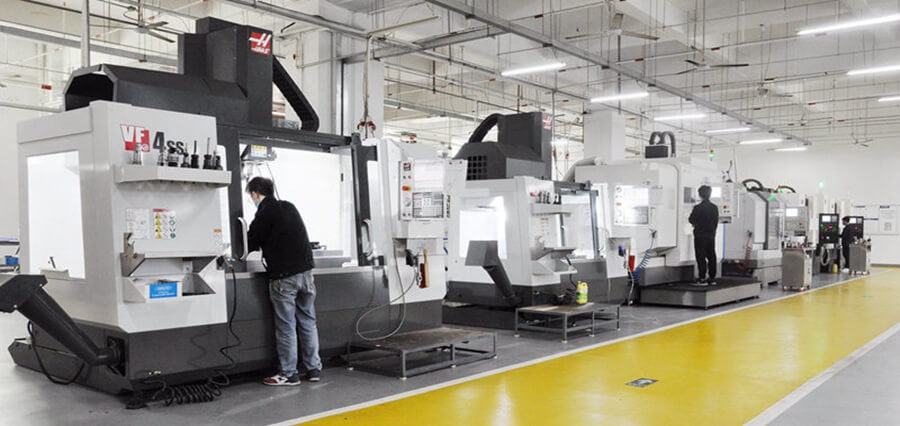 A General History of CNC Prototype in China
