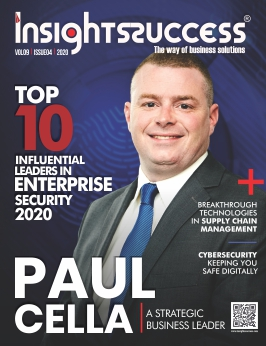 Top 10 Influential Leaders in Enterprise Security, 2020