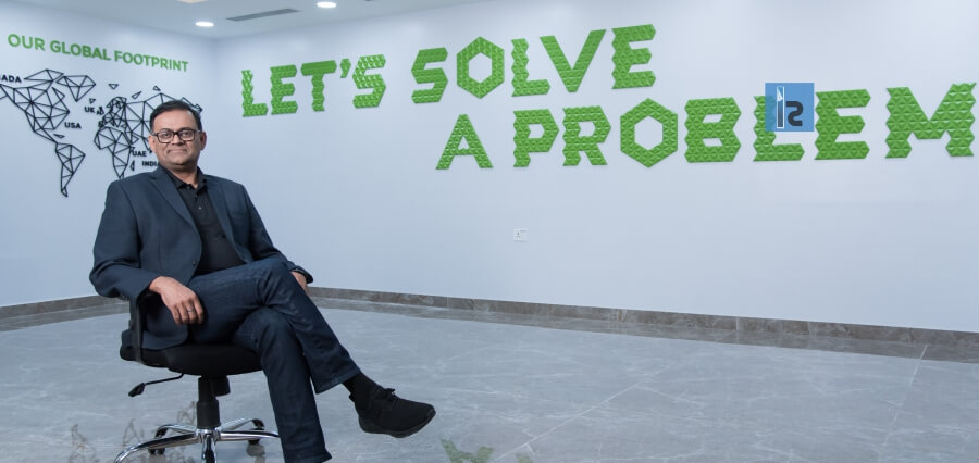Amit Gautam, President & Chief Strategy Officer, Innover