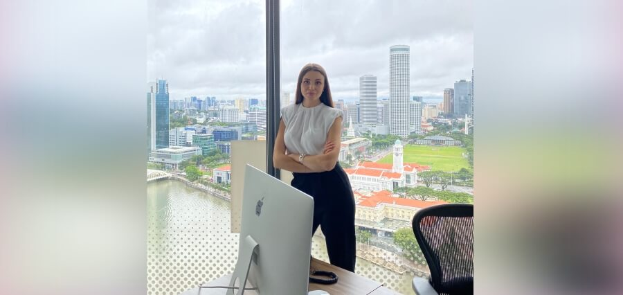 Young and Successful Female CEO of Gipnetix PTE LTD: How to Launch Your Own Business in the Midst of a Global Crisis