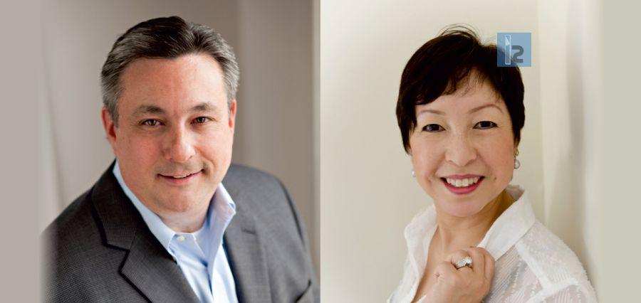 Kevin M. Frain | COO || Elaine R. Sugimura | CEO | vomFASS