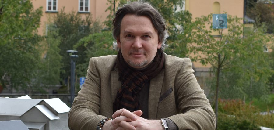 Tigran Haas | Director of the Center for the Future of Places (CFP) | KTH - Royal Institute of Technology