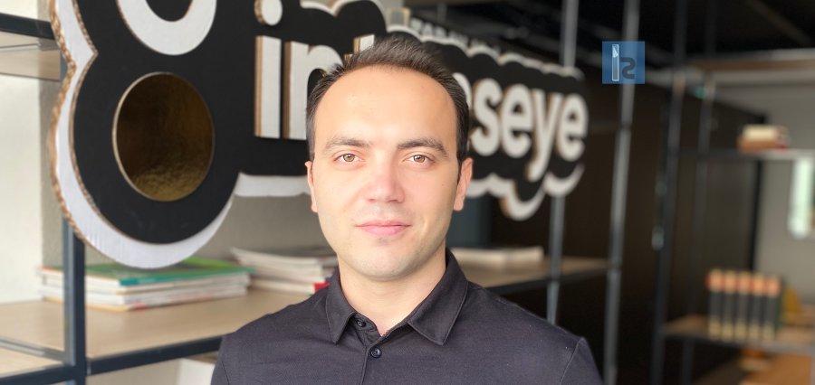 Sercan Esen | Founder | Intenseye