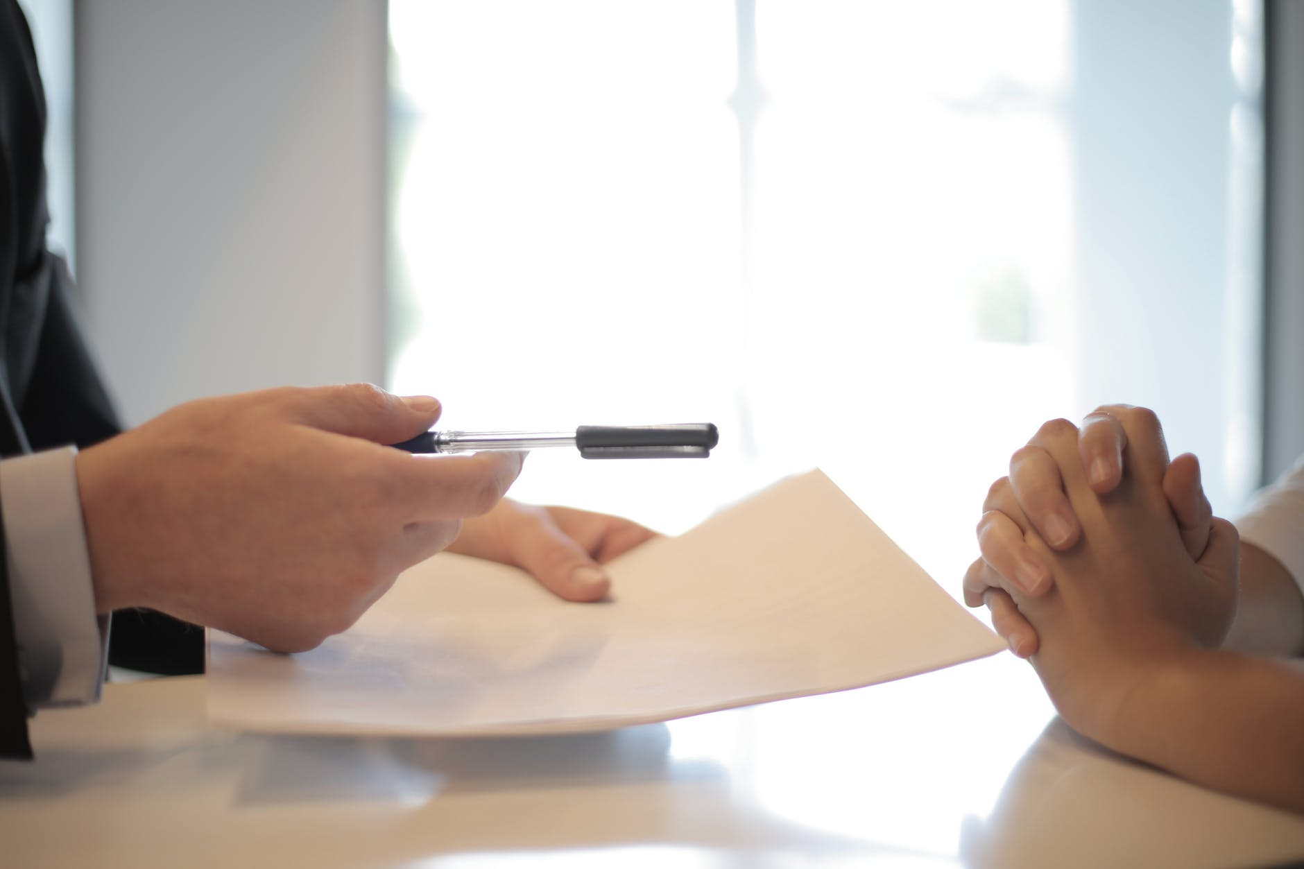 Dealing with Legal Matters