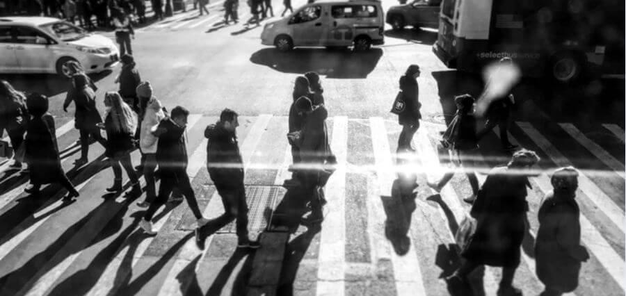 Injured Pedestrian File a Claim