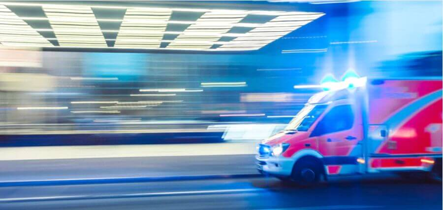What should I do if I'm involved in an accident?