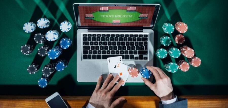 online gambling industry is