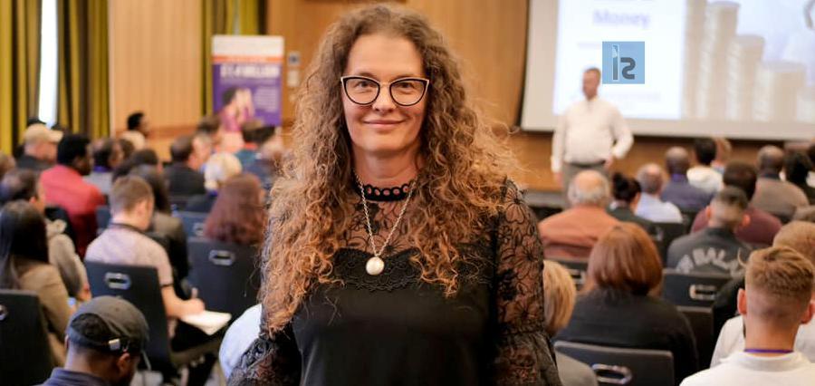 Aniko Smith Co-founder Touchstone Education.