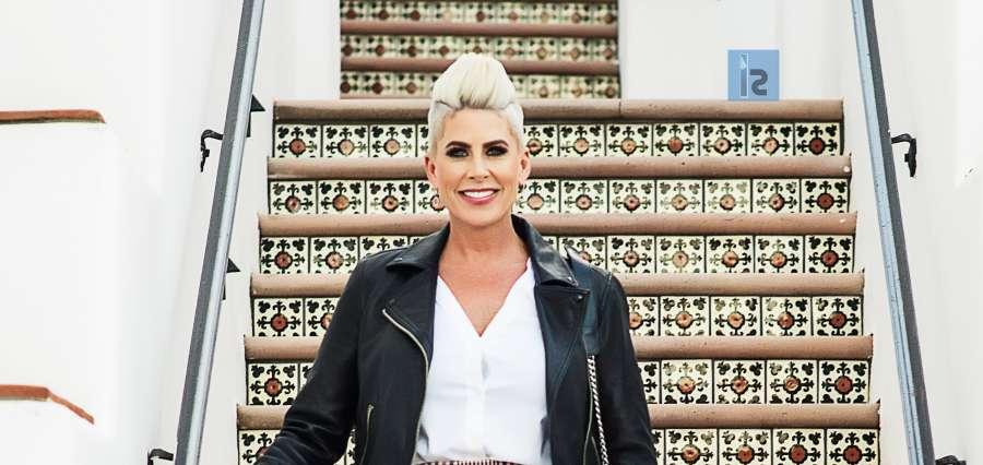 Gina Rivera Celebrity Hairstylist & Founder Phenix Salon Suites.