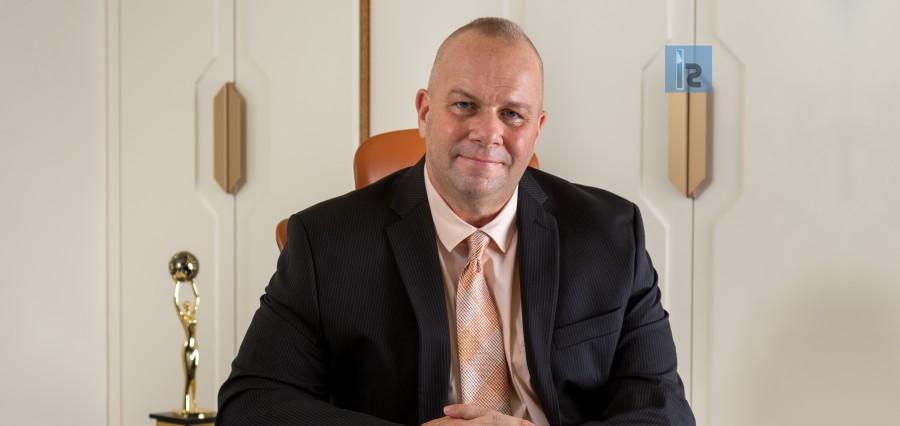 James Michael Lafferty | CEO | Fine Hygienic Holding