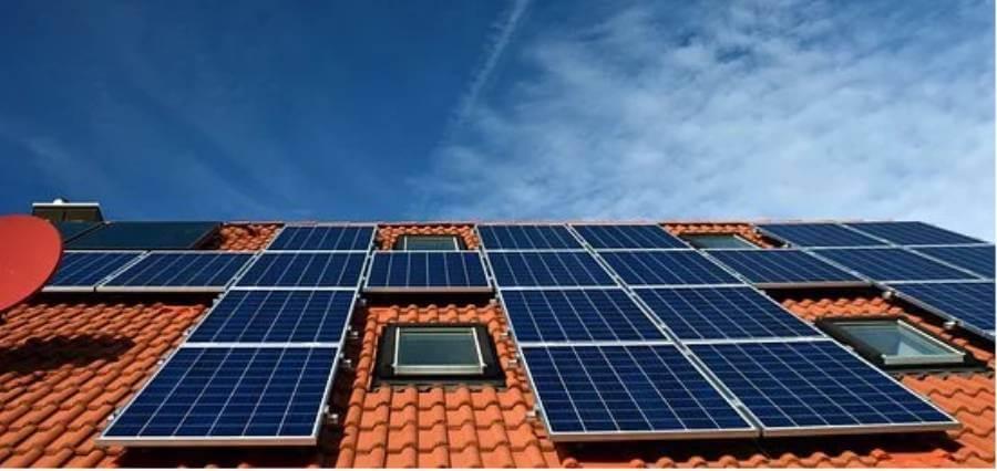 Install Of Solar Power Generators