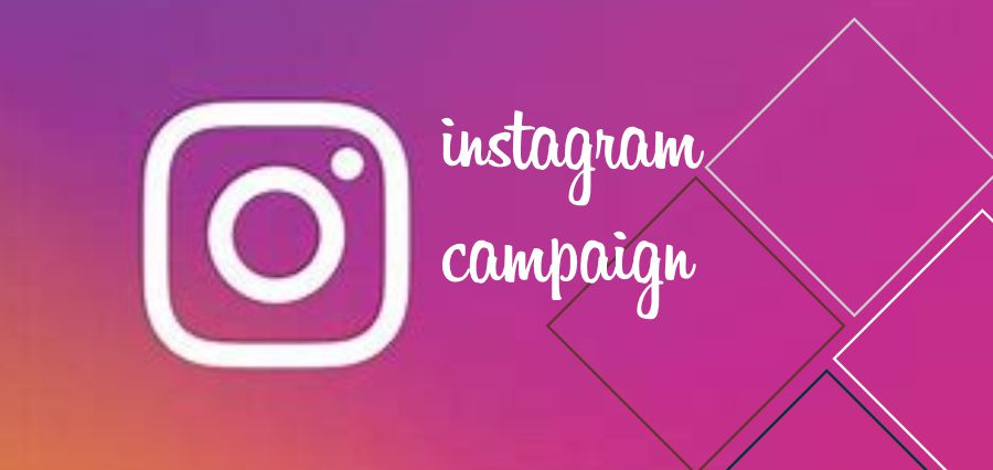 advertising campaign on Instagram