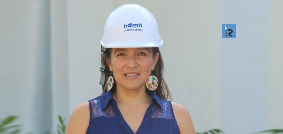 Loreto Acevedo, cofounder of Indimin