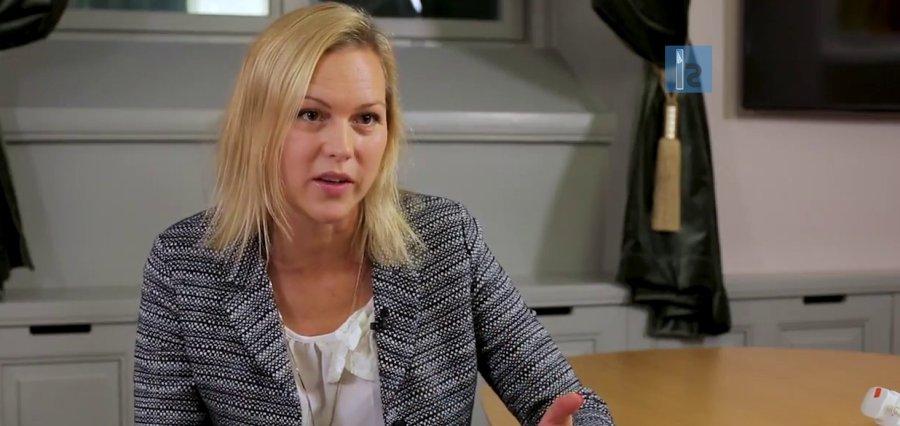 Cecilia Repinski, CEO of Green Assets Wallet