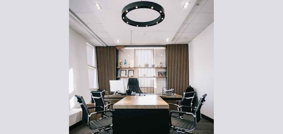 Colorful office furniture to bring excitement