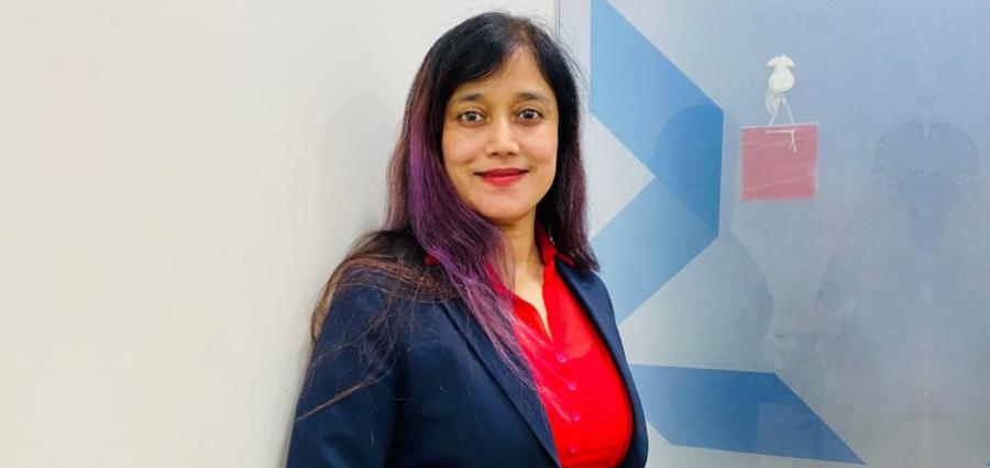Sumita Sarkar | Editor in Chief